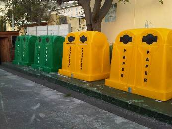 PW Recycling Banks